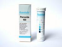 Hydrogen peroxide test strips - QUANTOFIX Peroxid 1000